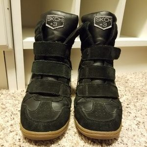 *Like New* Skch +3 High Top Sneakers